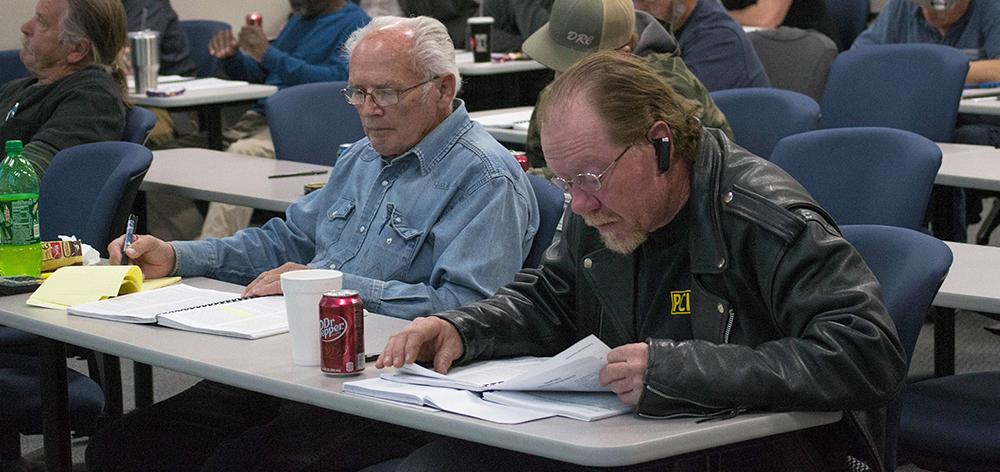 Contractors in Class